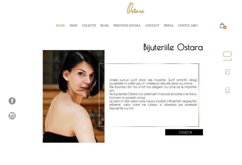 Magazin online bijuterii