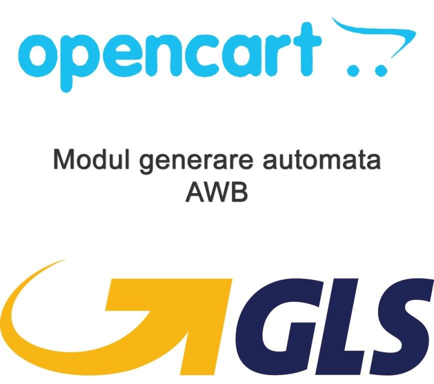 Opencart generare awb GLS