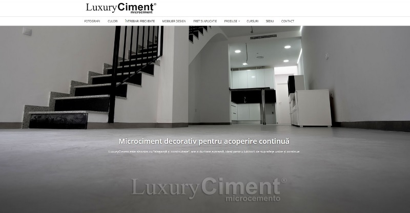 Microciment