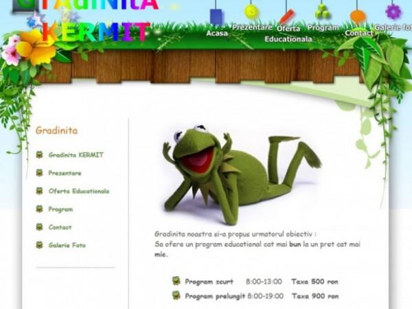 Gradinita Kermit