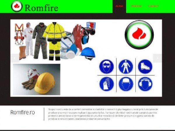 Romfire Protect Solutions